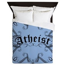 Atheist Queen Duvet