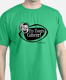 Up Yours Cancer! T-Shirt