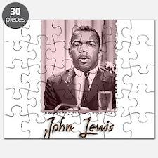 John Lewis w text Puzzle