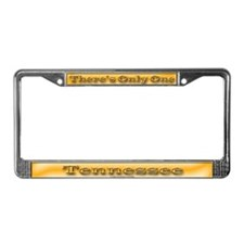 Tennessee License Plate Frame