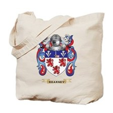 Kearney Coat of Arms (Family Crest) Tote Bag