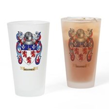 Kearney Coat of Arms (Family Crest) Drinking Glass