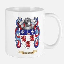 Kearney Coat of Arms (Family Crest) Mug
