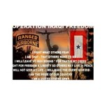 RANGER IAM.jpg Rectangle Magnet (100 pack)