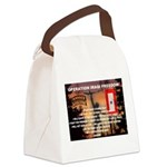 RANGER IAM.jpg Canvas Lunch Bag