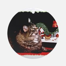 Snickers Ornament (Round)