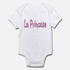 La Princesa Infant Bodysuit