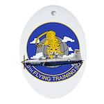 T-6A Texan II Oval Ornament