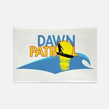 Dawn Patrol 2 Rectangle Magnet