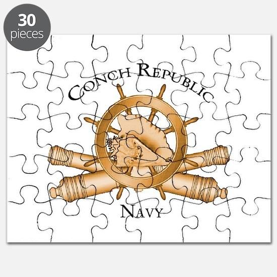Cute Key west conchs Puzzle
