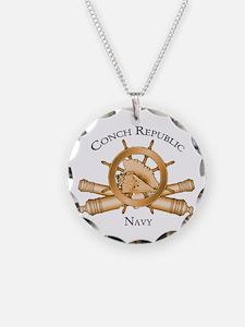 Cute Conch republic Necklace