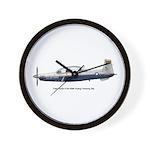 T-6A Texan II Wall Clock