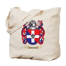 Keenan Coat of Arms (Family Crest) Tote Bag
