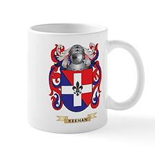 Keenan Coat of Arms (Family Crest) Mug