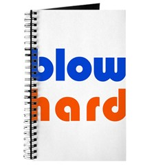 Blow Hard. Journal