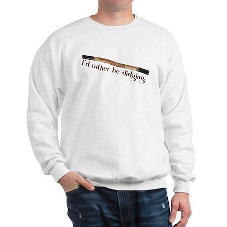 Didgeridoo Sweatshirt