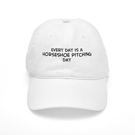 Horseshoe Pitching day Cap