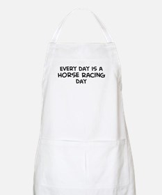 Horse Racing day BBQ Apron
