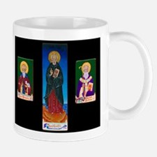 Celtic Triptych Small Small Mug