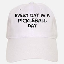 Pickleball day Baseball Baseball Cap