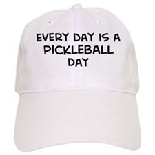 Pickleball day Baseball Cap