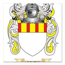 Keith Coat of Arms (Family Crest) Square Car Magne