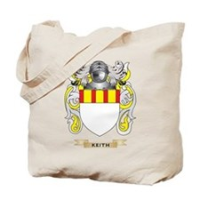 Keith Coat of Arms (Family Crest) Tote Bag