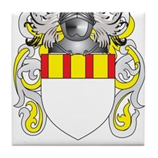 Keith Coat of Arms (Family Crest) Tile Coaster