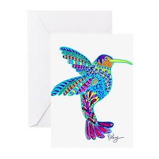 Hummingbird Greeting Cards (Pk of 10)