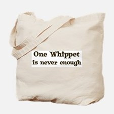 One Whippet Tote Bag