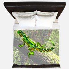 Lizard King Duvet