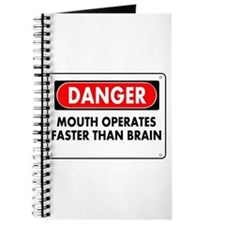 Mouth Operates Faster Than Brain Journal