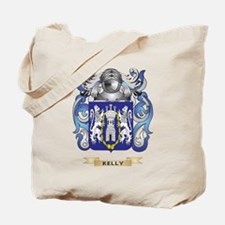 Kelly-(England) Coat of Arms (Family Crest) Tote B
