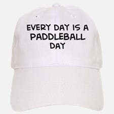 Paddleball day Baseball Baseball Cap