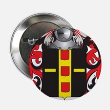"""Kelso Coat of Arms (Family Crest) 2.25"""" Button"""