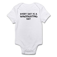Wakeskating day Infant Bodysuit