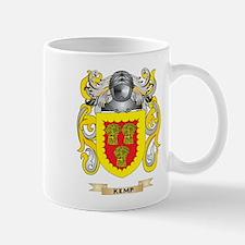 Kemp Coat of Arms (Family Crest) Mug