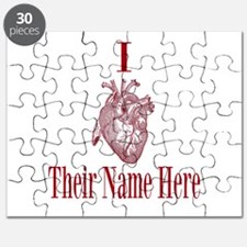 I Heart You Puzzle