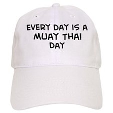 Muay Thai day Baseball Cap