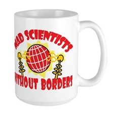 Mad Scientists Without Borders Mug