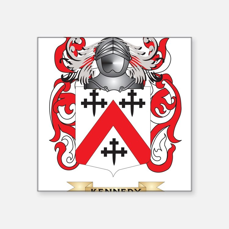 Kennedy-(Scottish) Coat of Arms (Family Crest) Sti