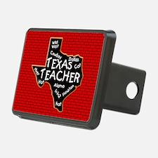 Texas Teacher Hitch Cover