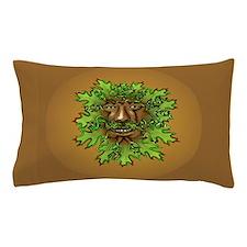Greenman Pillow Case