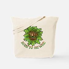 Greenman Tote Bag