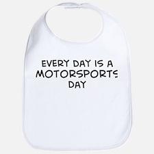 Motorsports day Bib