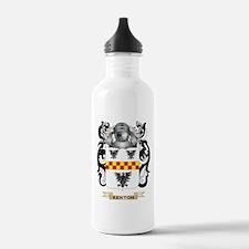 Kenton Coat of Arms (Family Crest) Water Bottle