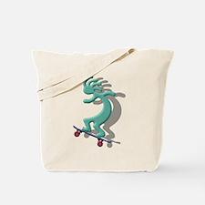 Skateboard Tote Bag