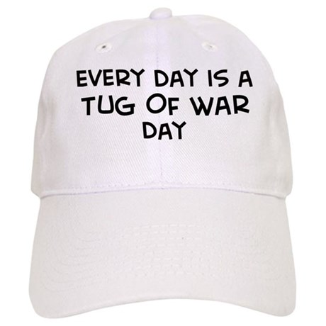 Tug Of War day Cap
