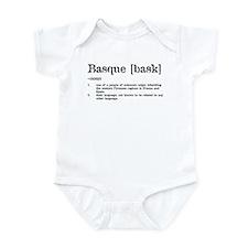 [bask] Infant Bodysuit