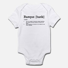 [bask] Infant Bodysuit